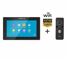 Full HD 1080P Комплект Jarvis JS-7TSB FullHD + WiFi + JS-02B FullHD