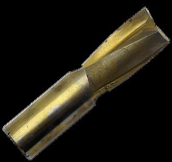 Фреза шпоночная Ø24 Р6М5 цилиндрический хвостовик