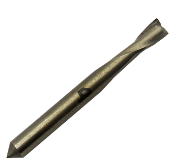Фреза шпоночная Ø4 Р6М5 цилиндрический хвостовик
