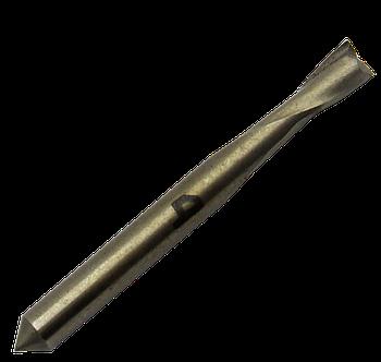 Фреза шпоночная Ø5 Р6М5 цилиндрический хвостовик