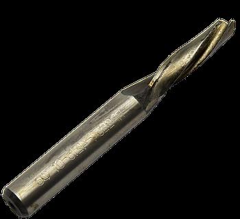 Фреза шпоночная Ø6 Р6М5 цилиндрический хвостовик хв.8