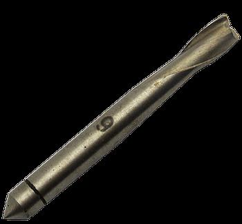 Фреза шпоночная Ø6 Р6М5 цилиндрический хвостовик