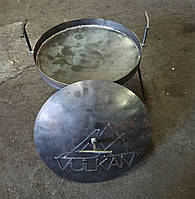 Крышка для дисковой сковороды 60 см