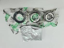 Комплект підшипників задньої маточини (підшипники, сальник, мастило) Таврія GROG Корея