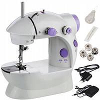 Швейная машинка мини Mini Sewing Machine 4 в 1 Портативная швейная машинка мини