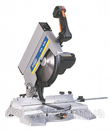 Пила маятниковая торцовочная Virutex TS 33W с лазерным указателем реза, фото 2