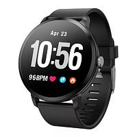 Smart Watch часы V11 Фитнес браслет с IPS дисплеем. Мужские фитнес часы, спортивный трекер. Женские смарт часы