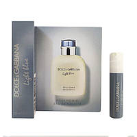 Dolce&Gabbana Light Blue Pour Homme Туалетна вода (пробник) 0.8ml (3423478401051)