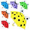 Зонтик детский MK 0211   6 цветов, 45см