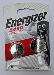 Батарейка Energizer CR2430 LITHIUM