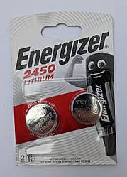 Батарейка Energizer CR2450 LITHIUM