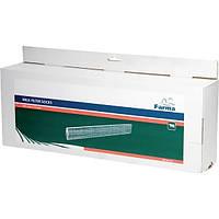 Фильтр молочный (рукав) 75 г/м² для доильных установок, 455х75 мм, 200 шт/упак
