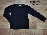 Трикотажный реглан для мальчиков Glo-Story, 134-164 рр. Артикул: BCX-B0775-черный