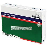 Фильтр молочный (рукав) 75 г/м² для доильных установок, 320х57 мм, 200 шт/упак