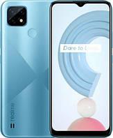 "Смартфон Realme C21 3/32 Blue, 13+2+2/5Мп, 2sim, 6.5"" IPS, 5000mAh, 4G (LTE), 8 ядер"