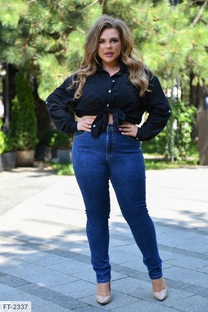 Женские джинсы (Батал)