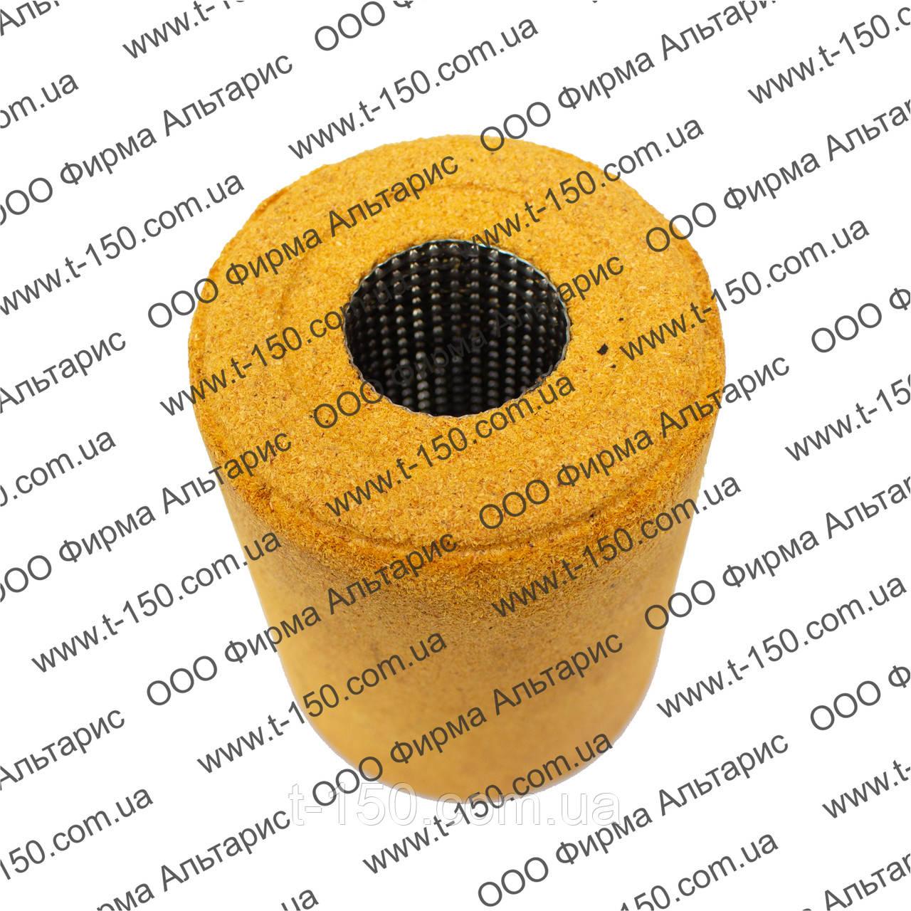 Елемент фільтра паливного ЯМЗ тонкого очищення, тирсових, 201-1117036-А
