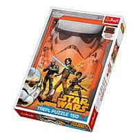 Пазлы 15301 (12шт) Trefl, Lucasfilm,Star Wars Rebels,Молодые бунтари,160дет, в кор-ке, 19-28,5-4см