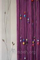 Нитяные шторы Капитошка К33