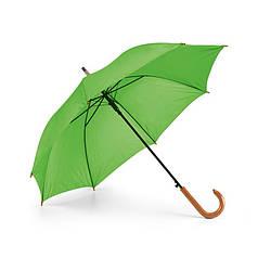 Зонт-трость автоматический цветной 99116