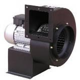 Turbo DE 160 1F вентилятор радиальный, фото 2