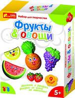 """Гіпс на магнітах """"Овочі, фрукти"""" 15100096Р"""