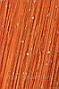 Нитяная штора кисея с паетками) П8