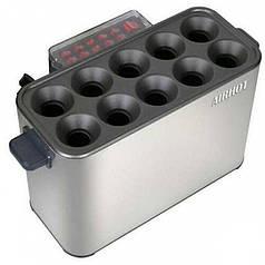 Аппарат для сосисок в яйце Airhot ES-10 прибор для запекания сосисок в яйце в кафе бар