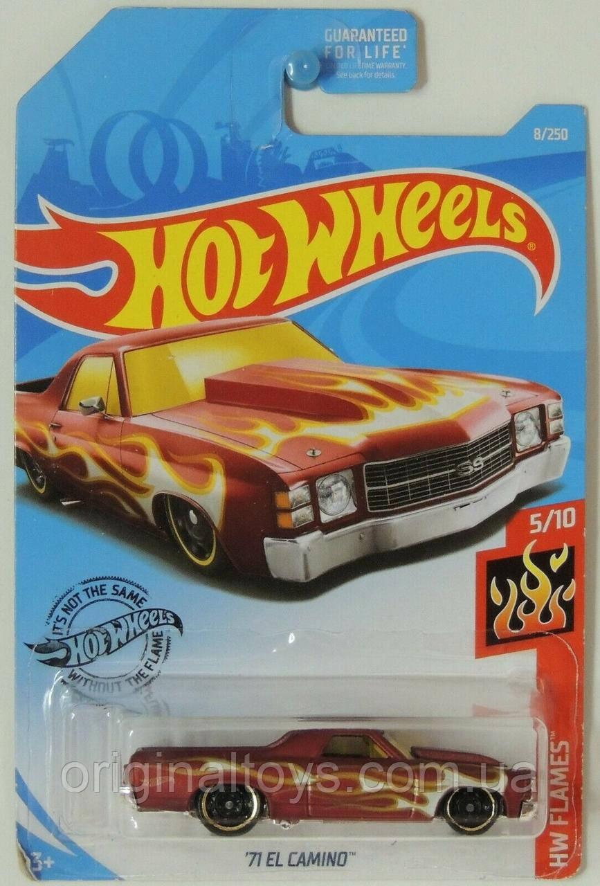 Базова машинка Hot Wheels El Camino 71