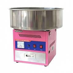 Аппарат для сахарной ваты Airhot CF-1 прибор для приготовления сладкой ваты в кафе бар
