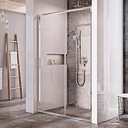 Душевые двери Ravak BLIX Slim BLSDP2-120, полированный алюминий +Transparent, X0PMG0C00Z1