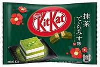 Батончики KitKat Matcha Tiramisu 12 mini