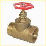 Клапан пожарного крана латунный 2``, прямой