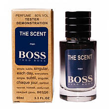 Hugo Boss The Scent for man - Selective Tester 60ml