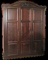 Шкаф из массива Флоренция (венге)