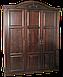 Шкаф из массива Флоренция (орех), фото 2
