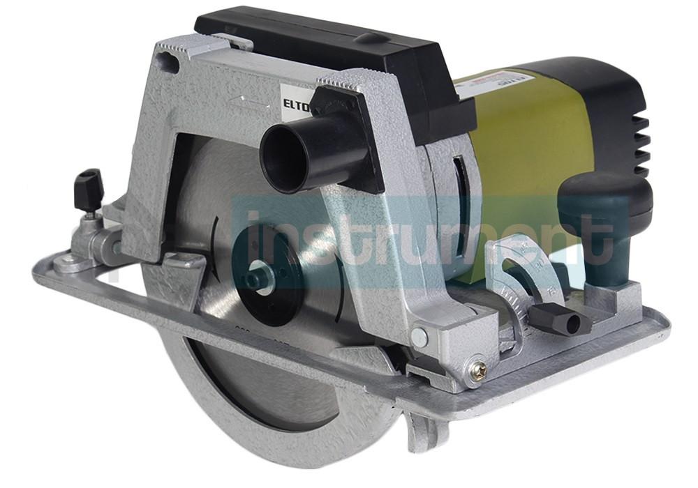 Ручная дисковая пила ELTOS ПД-210-2350 (переворотная)