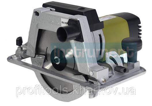 Ручная дисковая пила ELTOS ПД-210-2350 (переворотная), фото 2