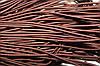 Резинка круглая, шляпная 2.5мм (50м) коричневый
