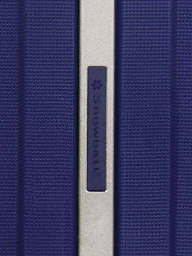 Валіза великий L поліпропілен Snowball синій
