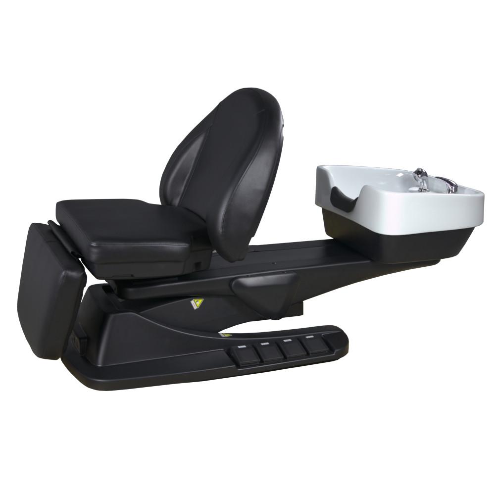 Перукарня крісло мийка -кушетка для голови з автоматичним крісло-кушетка з електроприводом S-6001