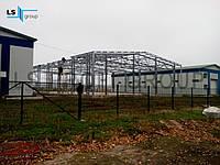 Проектирование и производство ЛСТК конструкций любой сложности