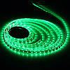 Светодиодная лента 3528 на 60 диодов  зеленый