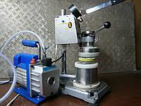 Предлагаем полуавтомат для вакуумной укупорки банок винтовой крышкой