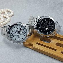 Часы наручные мужские стальные