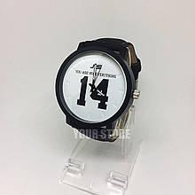 Часы мужские наручные с цифрой 14