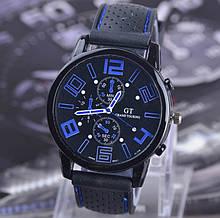 Мужские спортивные часы силикон