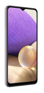 Смартфон Samsung Galaxy A32 4/128GB Violet (SM-A325FLVG), фото 2