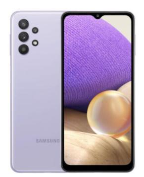Смартфон Samsung Galaxy A32 4/128GB Violet (SM-A325FLVG)