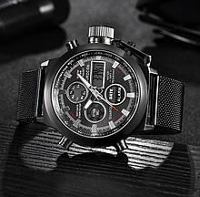 Військові чоловічі наручні годинники